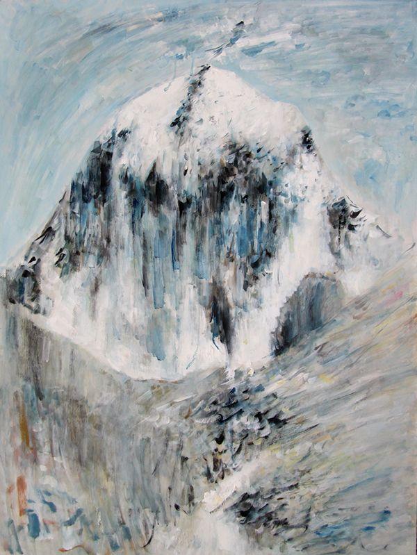 Mt Kailashbuy paintings atwww.bluethumb.com.au/alexcarletti