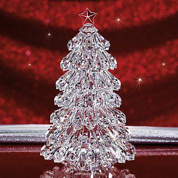 Glisten & Shine Christmas Tree Figurine by Lenox #SolutionsPinIt: Trees Figurines, Shinee Christmas, Christmas Nik Nak, Lenox Figurines, Trees Lenoxholiday, Glisten Lenoxholiday, Christmas Decor, Lenox Holidays, Christmas Trees