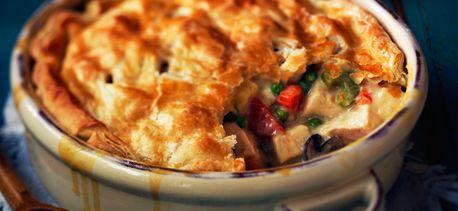 Cook with Campbells. Pâté au poulet