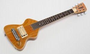 Guitare de Marty McFly Chiquita Erlewine