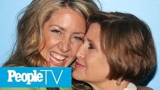Joely Fisher Shares How Her Sister Carrie Fisher Inspired Her | PeopleTV | Entertainment Weekly