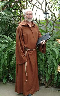 Monk's Robe: Renaissance Costumes, Medieval Clothing, Madrigal Costume: The Tudor Shoppe
