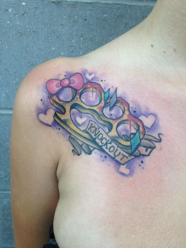 20 best images about brassknuckles diamonds on pinterest for Tattoo madison wi
