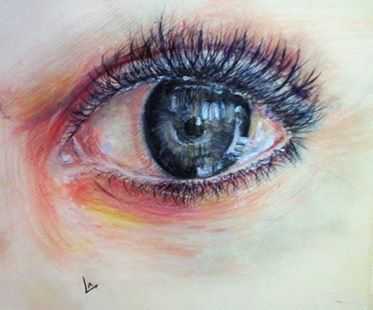 l oeil....chayma