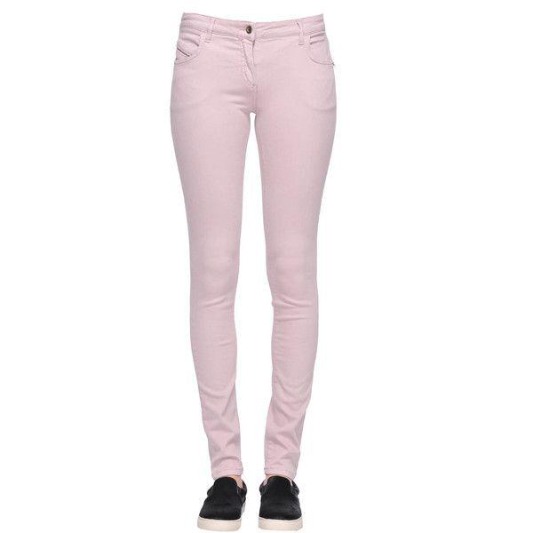 Best 25+ Pink Skinny Jeans ideas on Pinterest | Color skinny jeans Coloured jeans and Pink ...
