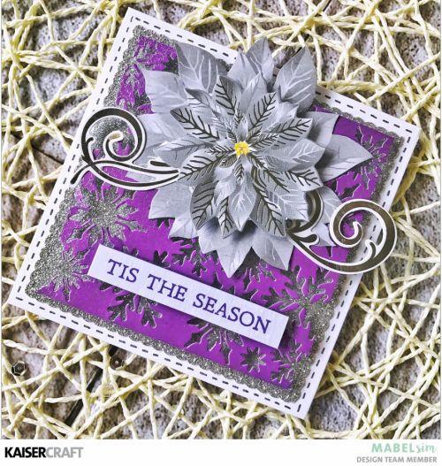 Cards with Christmas Jewel - Kaisercraft Official Blog