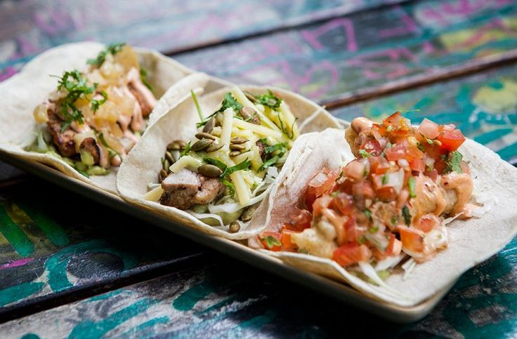 7 of Melbourne's Best Tacos