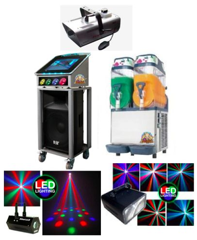 Ultimate 21stParty Package – (Over Night Hire) Total Value Price – $450.00