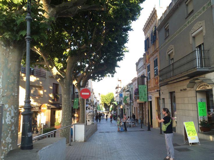 Argentona en Barcelona, Cataluña