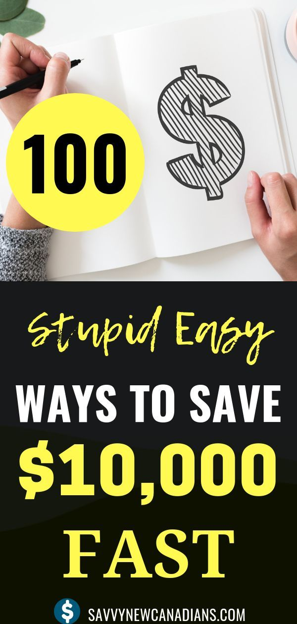 100 Creative Ways To Save Money On A Tight Budget With Images