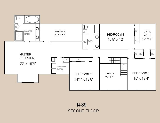 New Tradition Homes Floor Plans Best Of Alexandria Floor: 214 Best Images About Floor Plans On Pinterest