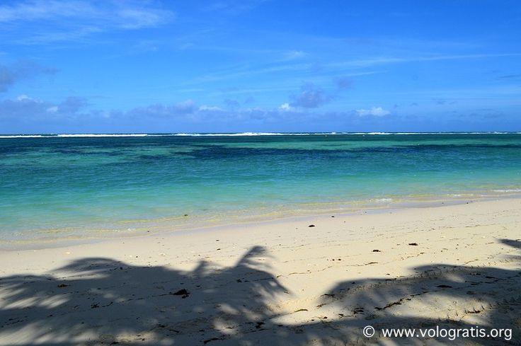 Flic en Flac #Mauritius #travels #beach #viaggi #viaggiare
