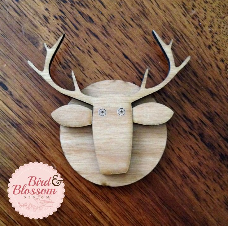 Eco Friendly 'Oh Deer' from Bird & Blossom