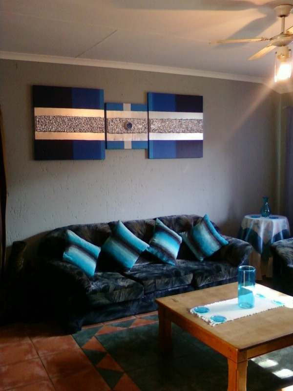 blue silver triptych finished