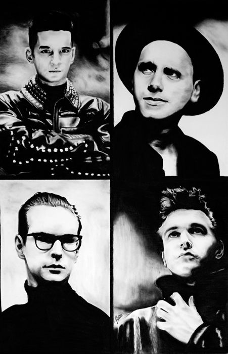 Depeche Mode 101 | Rock' u,baby! | Pinterest