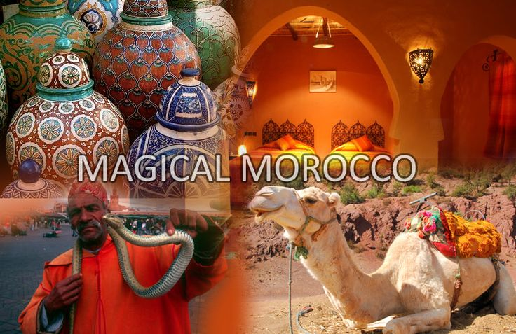 10 Days to Discover the Magical Morocco Do you love a desert tour? Here is the full information of a 10 days tour to the best desert tour to Morocco. Morocco's Best Kept Secrets - Hiking and Trekking in Morocco!
