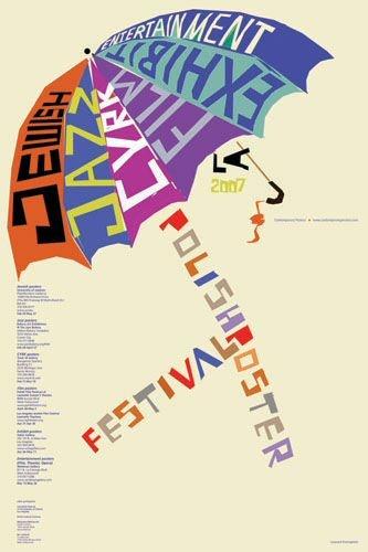 CITY POSTER SHOW: Polish Poster Festival LA 2007, 2006, by Leonard Konopelski #polish posters