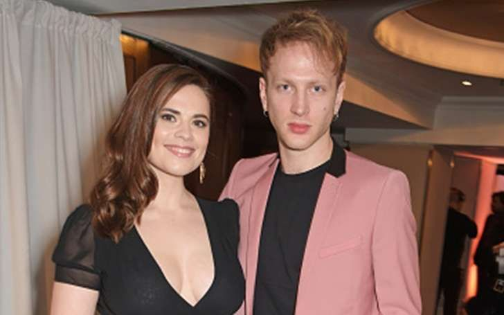 Hayley Atwell broke up with boyfriend Evan Jones. Whats her relationship with James D'arcy.