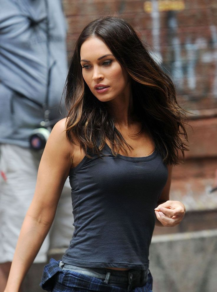 ( CELEBRITY WOMAN 2016 ★ MEGAN FOX ) ★ Megan Denise Fox - Friday. May 16, 1986 - 5' 4' - Oak Ridge, Tennessee, USA.