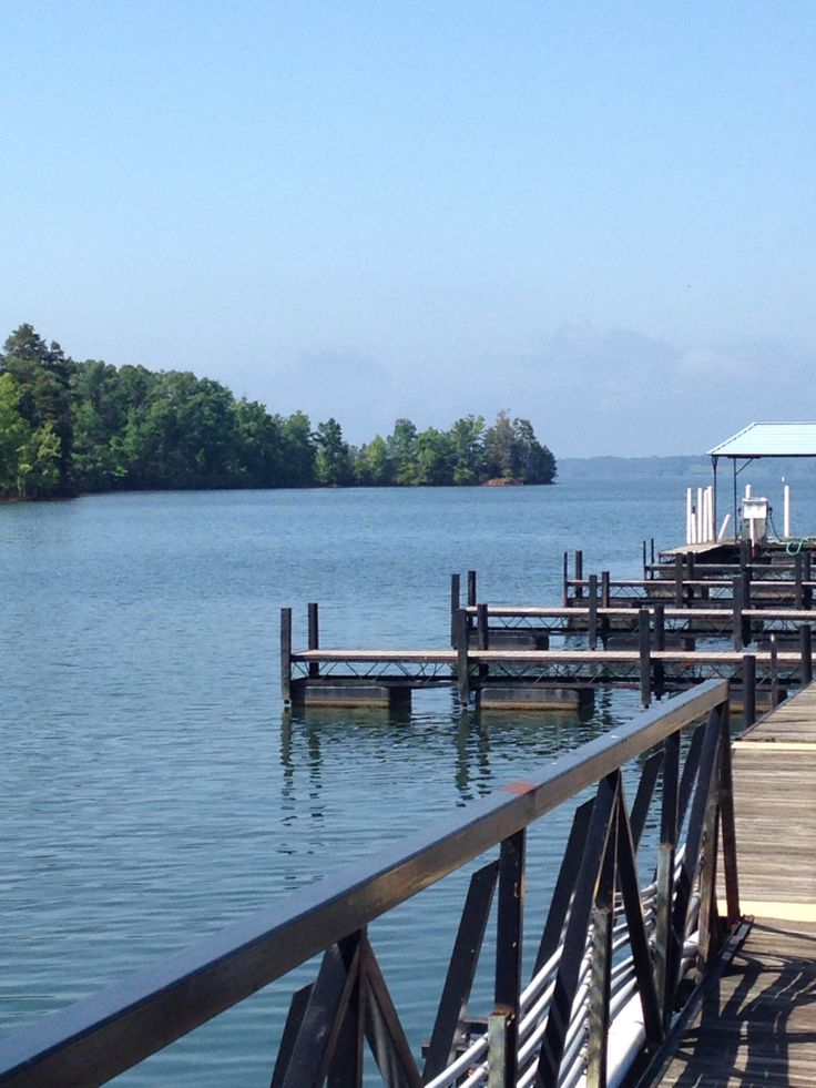 Queens University Of Charlotte >> Lake Hartwell - Anderson SC | Anderson, South Carolina