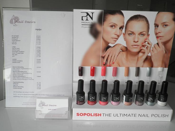 Nail Desire, Koolmees 43 in Breda. Alle gegevens kan u terugvinden op haar website http://www.nail-desire.nl/ — met Heilke De Been bij Nail Desire.