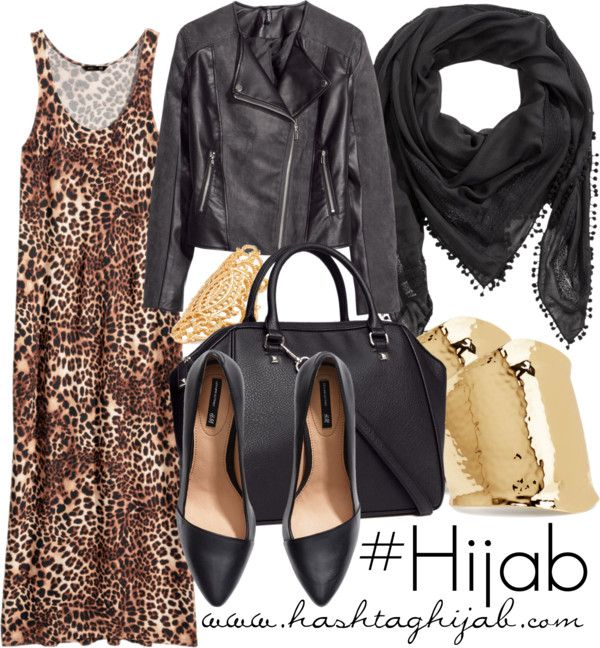 Hashtag Hijab Outfit #252