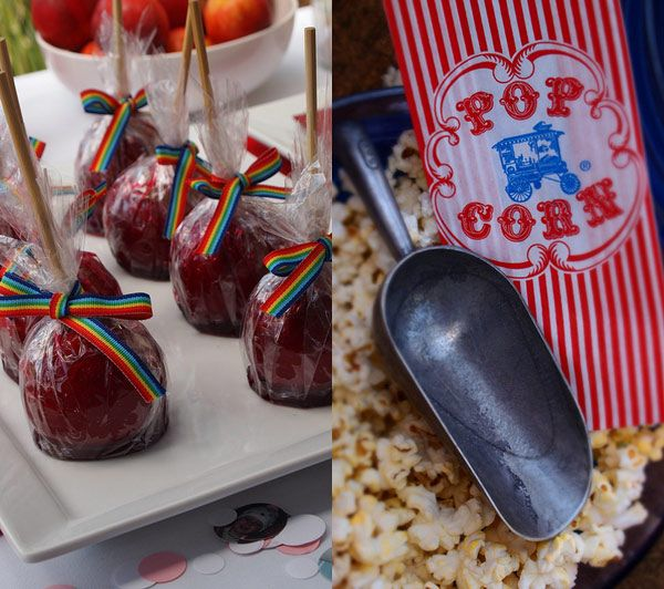 Wizard of Oz PartyOrganic Popcorn, Cookies, Emeralds, Birthday, Oz Parties, Candies Apples, Candy Apples, Parties Ideas, Wizards Oz