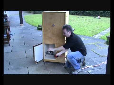 How To Build Your Own Smoker In A Weekend...  Use my easy to follow homemade BBQ smoker plans and build your own smoker this coming weekend.
