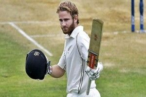 New Zealand star batter Kane Williamson, who is expected to lead the team after Brendon McCullum's retirement, has said that he is pleased that his side continued their attacking brand of cricket despite the absence of their ongoing skipper.