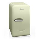Swan SRE10010GN Retro Mini Fridge - Green Features:Thermoelectric cooling systemIdeal for bedroom / car / caravan / boat / etcCools to 16C below ambient and warms to 65CCapacity 17 litresAC/DC: Works on mains supply or 12V DC (car adaptor inc http://www.MightGet.com/january-2017-11/swan-sre10010gn-retro-mini-fridge--green.asp