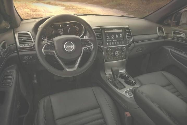 2020 Jeep Grand Cherokee Interior Review And Release Date Jeep