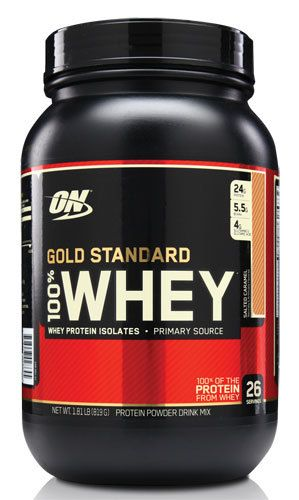 Planetary Nutrition  - 100% ON Gold Standard Whey Protein, $33.95 (http://www.planetarynutrition.com/100-on-gold-standard-whey-protein/)