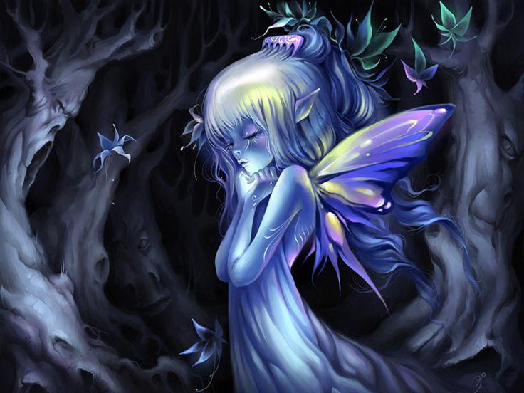 fairy pictures | fairy silence category fantasy size 1600 x 1200 keywords fairy silence ...