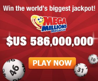 Now its USD586 Millions US Mega Millions in America! -