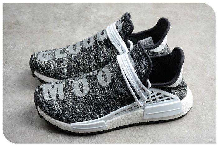 9fda5ad85dc68 Men s Pharrell x adidas NMD Hu Trail Core Black Footwear White AC7359  www.nmdhumanrace2019.com