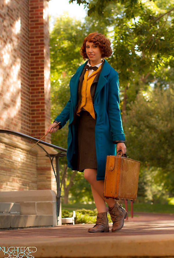 This Rule 63 Newt Scamander Cosplay Is Fantastic