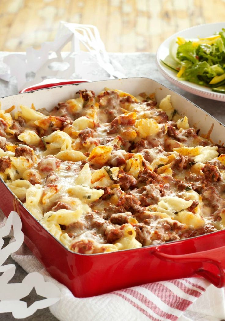 Make-Ahead Unstuffed Shells – Here's the saucy, creamy deliciousness of stuffed pasta shells—without the hassle of stuffing them and with the convenience of make-ahead preparation.