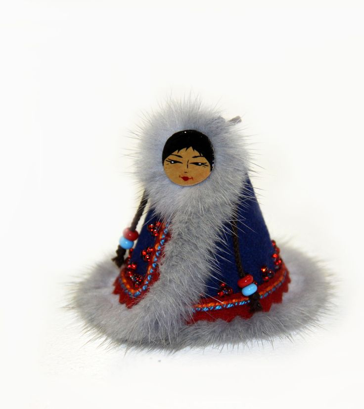 Кукла сувенирная «Мансийка»