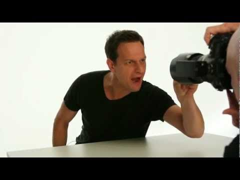 Josh Charles - In Character: Actors Acting - YouTube