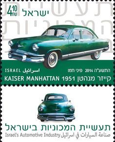 Israel's Automotive Industry: