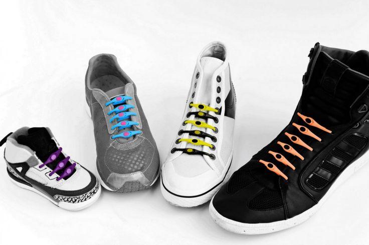 Cambia la forma de amarrar tus zapatos, usa #Hickes.