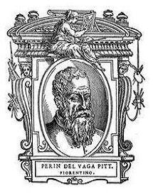 Perin del Vaga (Piero Bonaccorsi) (1501 –1547)