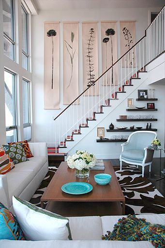 Loft, Window, and Staircase oh my
