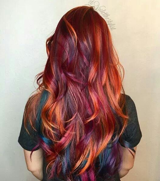 style hair and the 25 best orange hair ideas on fiery 2627