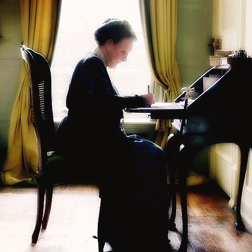 Downton Abbey Series 4: Lady Violet