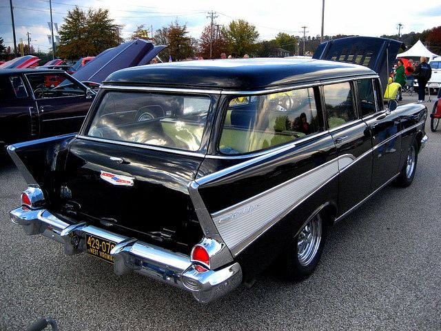 Sweet '57 Chevy...