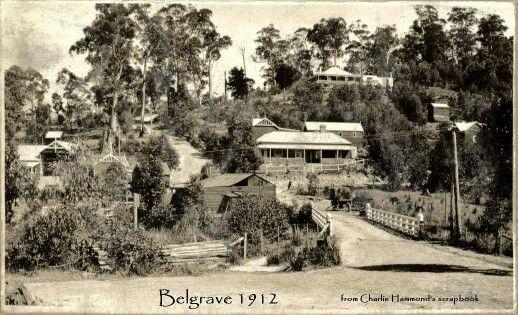 Belgrave 1912.