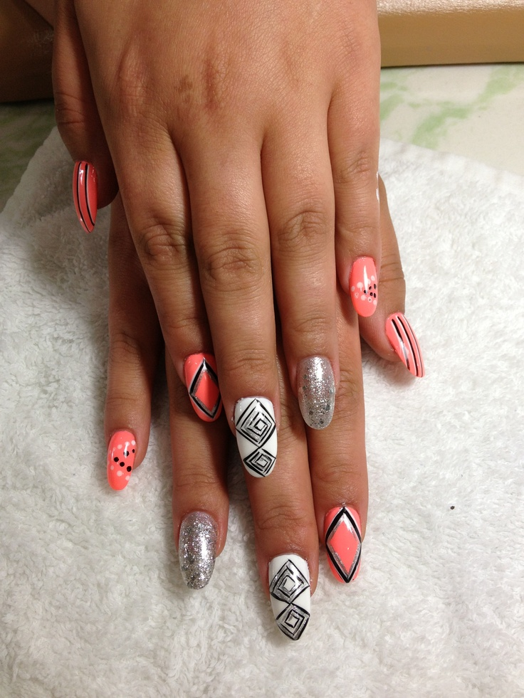 1000 ideas about ratchet nails on pinterest stiletto nail designs long nails and coffin nail - Diva nails and beauty ...