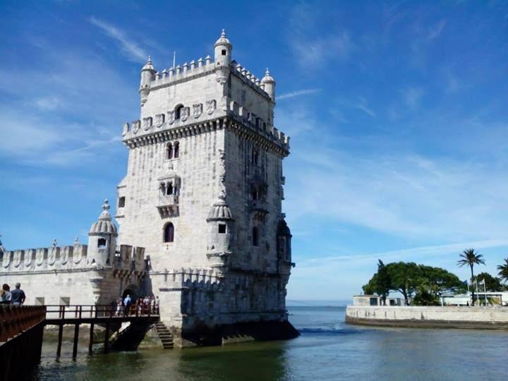 Torre de Belém jsme nemohli nenavštívit. #Lisabon