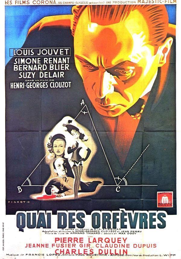 Quai des Orfèvres - Henri-Georges Clouzot